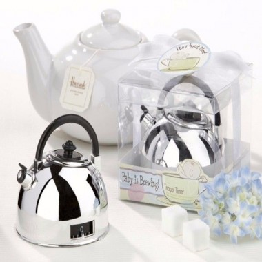 18011 Baby is Brewing Teapot Timer