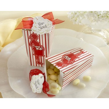 28079NA About to Pop! Popcorn favour Box (Set of 24)